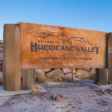 Photo of Hurricane Real Estate community