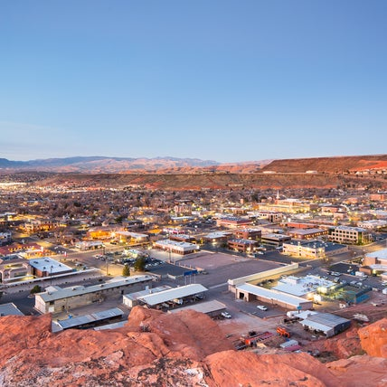 Photo of St. George Utah Real Estate community